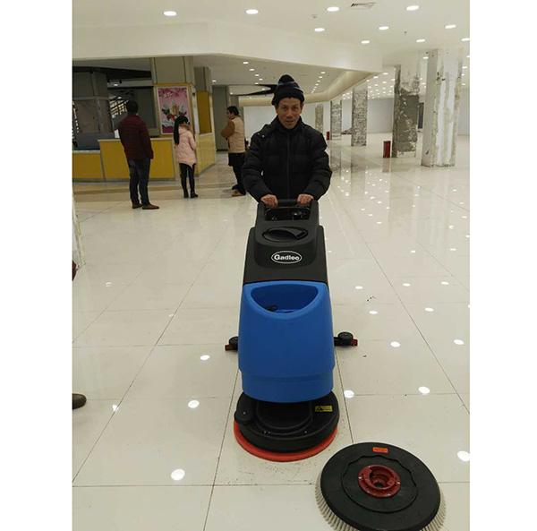 沐鸣2招商主管35497洗地机为什么清洁不干净了