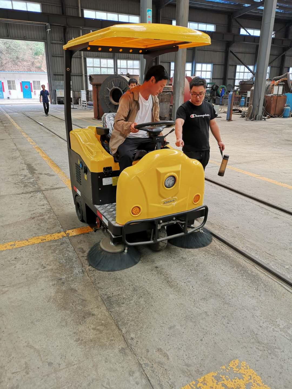 工厂车间用扫地车